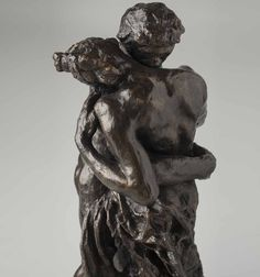 The Waltz (Camille Claudel). Official sculpture reproduction from Rodin Museum. Camille Claudel, Auguste Rodin, Musée Rodin, Rodin Museum, Reproduction, Vases Decor, Art Forms, Sculpture Art, Artsy