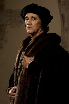 Mark Rylance as Thomas Cromwell in Wolf Hall (2015)