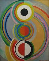 Rythme 1938 by Sonia Delaunay Painting on Canvas Sonia Delaunay, Robert Delaunay, Contemporary Wall Art, Modern Art, Modern Design, Painting Prints, Canvas Prints, Canvas Paintings, Illustration Art