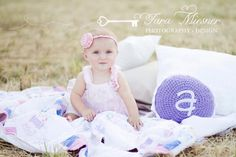 Personalized Letter Pillow by meganbmalone on Etsy, $24.00  photo by tara miesner photography! SUPER sweet =)