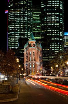 Toronto Flat Iron Building.I would like to visit this place one day.Please check out my website thanks. http://www.photopix.co.nz  http://toronto.awesome-canada.com/ #toronto #canada