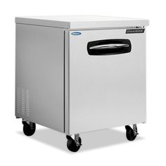 Nor-Lake AdvantEDGE NLUR27 Undercounter Refrigerator with Worktable To