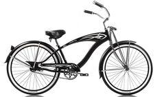 Micargi Bicycles Falcon GTS Coaster Brake Single Sp with Fenders Beach Cruiser Bike, Matte Black Beach Cruiser Bikes, Cruiser Bicycle, Beach Cruisers, Kona Bikes, Best Electric Bikes, Bicycle Safety, Bike Brands, Road Bike Women, Men Beach