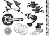 Shimano SLX 10 Speed Groupset