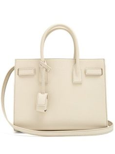 Sac De Jour Baby grained-leather tote  9ef51b4572f