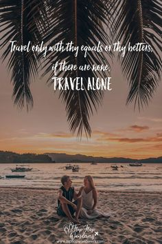 Travel only with people that you like!  #travel #quote #travelquote #traveltogether