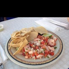 CEVICHE. WANT.