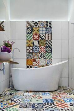 Bathroom tiles bathroom design ideas colorful