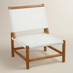 Wood Sirmione Outdoor Chair, Set of 2 | World Market