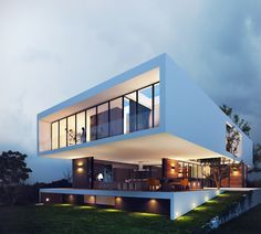 Casa 117 by Jose Juarez