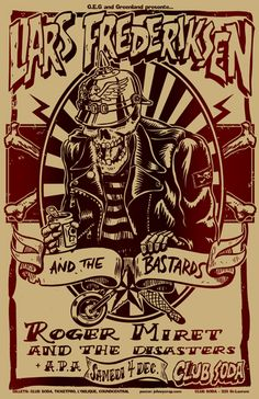 Lars Frederiksen And The Bastards/  Roger Miret And The Disasters/  A.P.A.