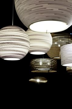 Texture is everything, which is why Graypants lighting is so perfect!