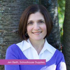 Women Entrepreneur Inspiration: Jen Barth, Executive Director, Schoolhouse Supplies