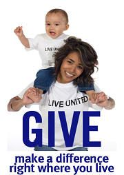 I'm a volunteer for the United Way and I can't tell you enough how much joy it brings to my life knowing that I am making a  difference to someone's life... be a volunteer, you won't regret it