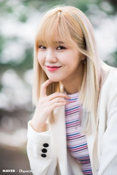 Oh My Girl — Mimi 😍❤ ©Naver x Dispatch Love Photos, Girl Photos, South Korean Girls, Korean Girl Groups, Rapper, Kpop Girl Bands, Girls Twitter, Kpop Girls, My Girl
