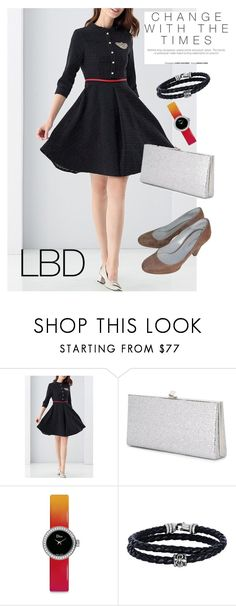 """""""LBD"""" by masayuki4499 ❤ liked on Polyvore featuring Jimmy Choo, Christian Dior, Phillip Gavriel and Sergio Rossi"""