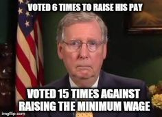 Congress passed a law to make their pay raises automatic, so they wouldn't cause a fuss by voting to increase their pay annually.
