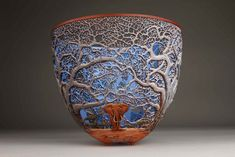 Kenya-Born Artist Hand-Carves Intricate Scenes Of Local Nature On Wood