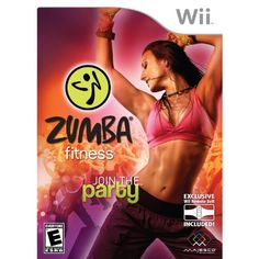 HERE approved! It's amost like taking the class --Zumba Fitness for Wii