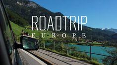 Roadtrip-Europe