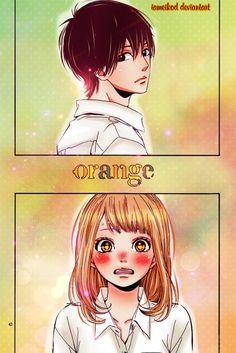 Orange - Takano Ichigo by IAMeikoD