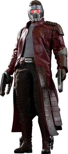 Guardians of the Galaxy Movie Masterpiece Action Figure 1/6 Star-Lord - The Movie Store