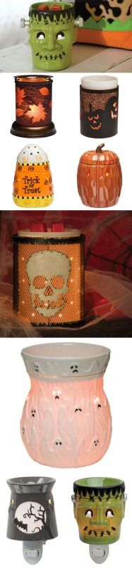 Celebrate the Holidays with Scentsy!