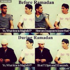 Ramadan just around the corner