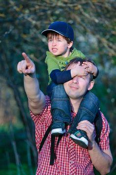 Como mostrar ao seu pai que você o ama