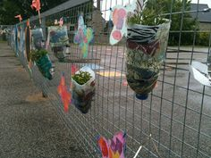 It's a fence party! Come and see! | Creative STAR Learning | I'm a teacher, get me OUTSIDE here!