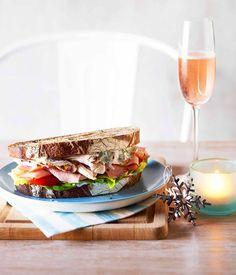 Boxing Day sandwich - Gourmet Traveller