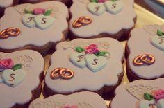 Söz kurabiyesi Cherry Blossom Theme, Brides Room, Sugar Cookies, Gingerbread Cookies, Engagement, Party, Desserts, Diy, Gifts
