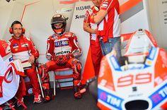 Jorge Lorenzo Ducati MotoGP testing 2017 Phillip Island
