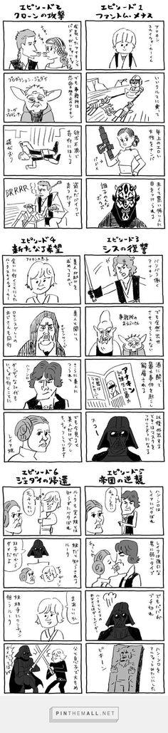 よくわかるスターウォーズ - created via http://pinthemall.net