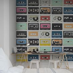 Mixed Tape | Rebel Walls