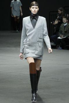 Fall 2014 Ready-to-Wear - Alexander Wang