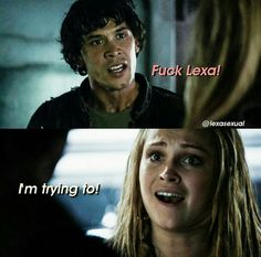 Poor Bellamy :)