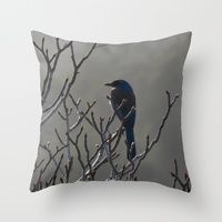 Throw Pillows by Americanmom | Society6
