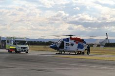 AGL Action Rescue by EMS Flight Crew, via Flickr