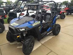 New 2017 Polaris RZR 900 EPS Blue Fire ATVs For Sale in Minnesota.