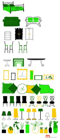 First apartment checklist on pinterest apartment for Things you need for a new home
