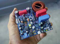 Power Amplifier Class D Irs20957 Behringer B215d Audio Amplifier Power Amplifiers Class D Amplifier