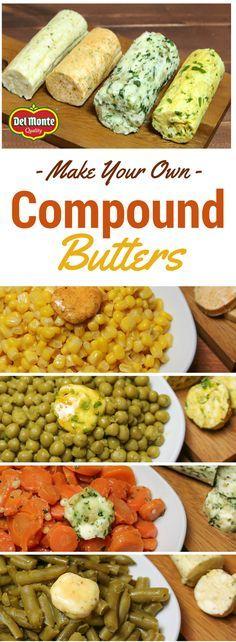 Better Buttered Veggies