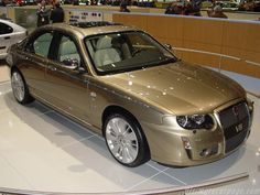 2005 Rover 75 4.5 V8 Connisseur