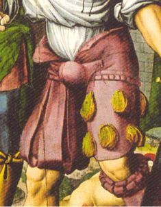 Retablo de la iglesia parroquial de San Juan Bautista, La decapitación, Diego de Rosales y Baltasar Grande, 1558, Carbonero el Mayor, Segovia