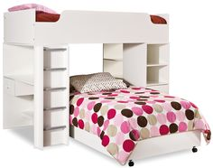 South Shore Logik Bunk Bed with Desk $629 on Amazon
