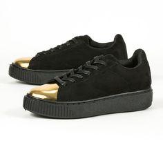 Γκρί βελουτέ γυναικεία sneakers για τέλειο στυλ. Ανακάλυψε sneakers στις πιο προνομιακές τιμές μόνο στα Shoes Mega Stores.