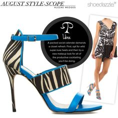 Hey Libra! Remain balanced this month in a perfect mix of classic and edgy! #Horoscope #ShoeDazzle