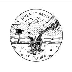 'luke combs' Sticker by heather nicole Music Tattoos, Body Art Tattoos, Tatoos, Dessin Old School, Posca Art, Good Vibe, Surf Art, Tattoo Inspiration, Tatting