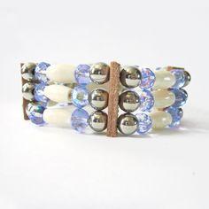 Bone Choker Bracelet by Beyond Buckskin Boutique